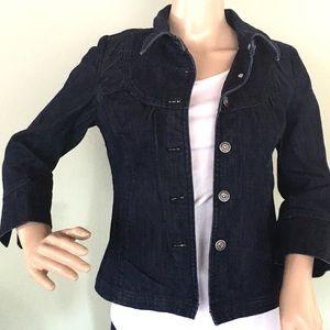 Like New - DKNY Denim Jacket Small